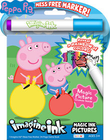 Peppa Imagine Ink - Édition anglaise