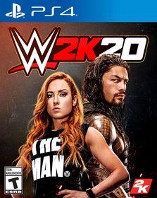 Playstation 4 WWE 2K20