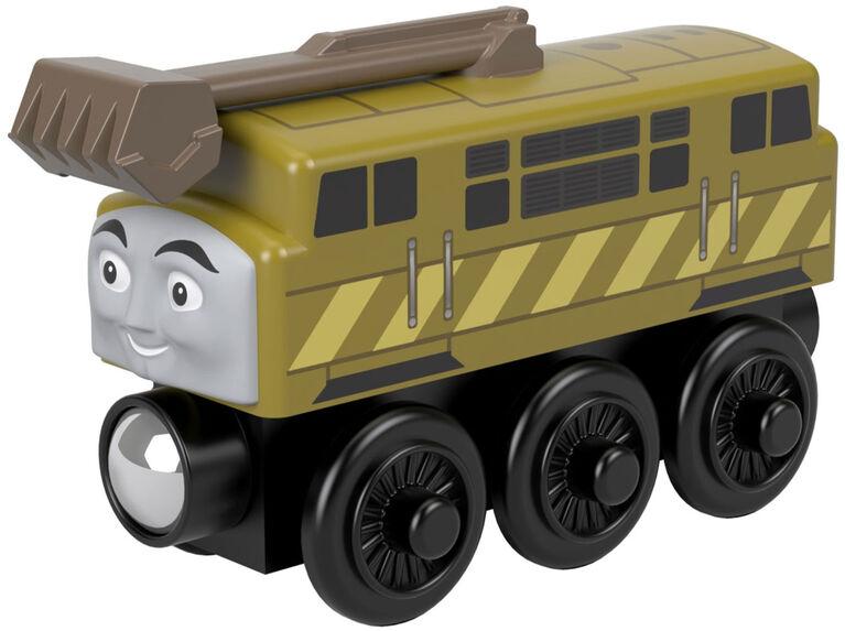 Fisher-Price Thomas & Friends Wood Diesel 10