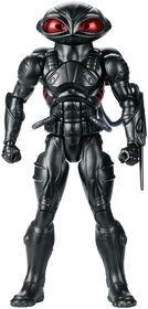 Aquaman True-moves 12 inch Figure - Light & Sound Black Manta