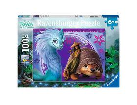 Ravensburger - Raya et le Dernier Dragon casse-têtes 100pc