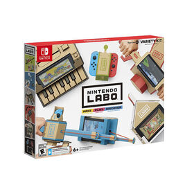 Nintendo Switch - Nintendo Labo Toy-Con 01 Multi-kit