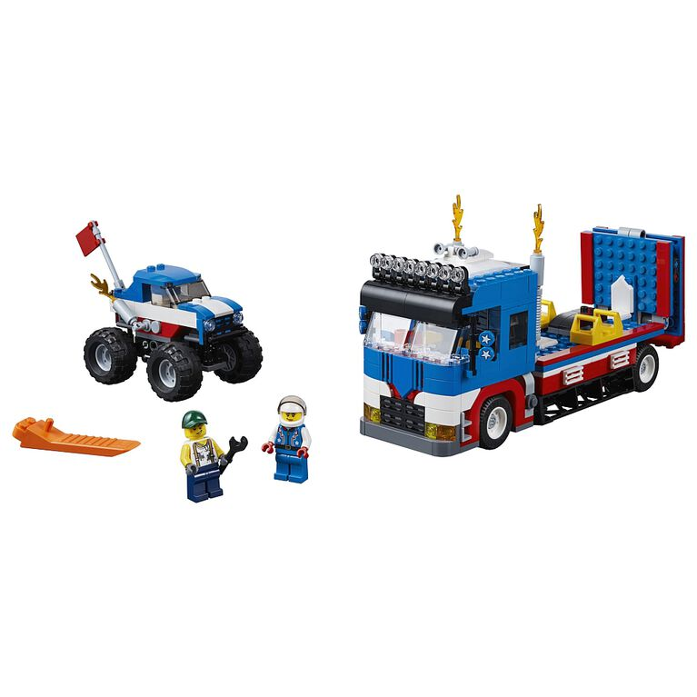 LEGO Creator Mobile Stunt Show 31085