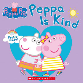 Scholastic - Peppa is Kind - English Edition