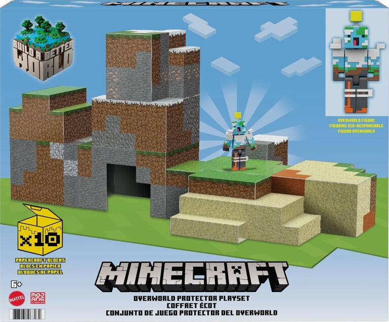 Minecraft- Coffret ÉCO