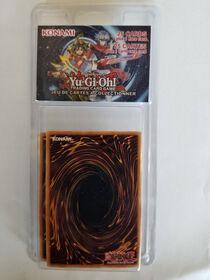 Emballage double coque de 25 cartes + 1 carte rare Yu-Gi-Oh!