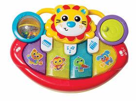 Playgro - Jouet Lion à frapper des pieds