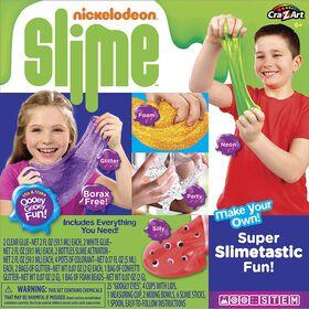Cra-Z-Art - Nickelodeon: Slimy Deluxe set