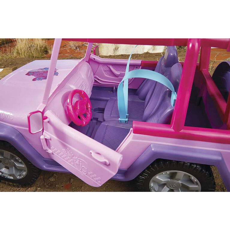 Journey Girls Outback 4 Wheel Vehicle