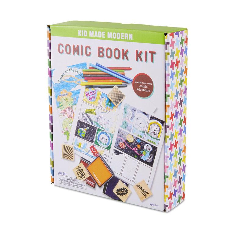 Comic Book Kit - English Edition