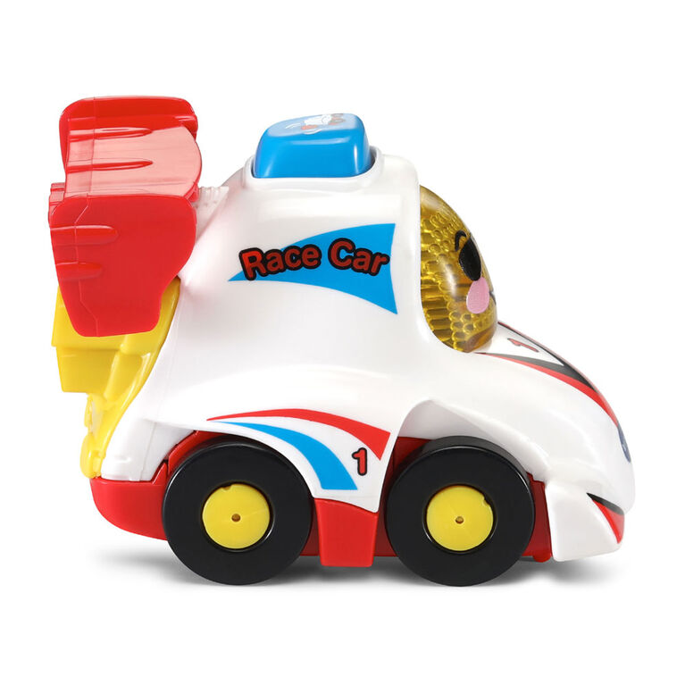 VTech Go! Go! Smart Wheels Race Car - English Edition