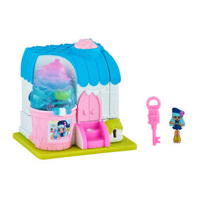 Shopkins Lil' Secrets Secret Shop - Cool Scoops Café.