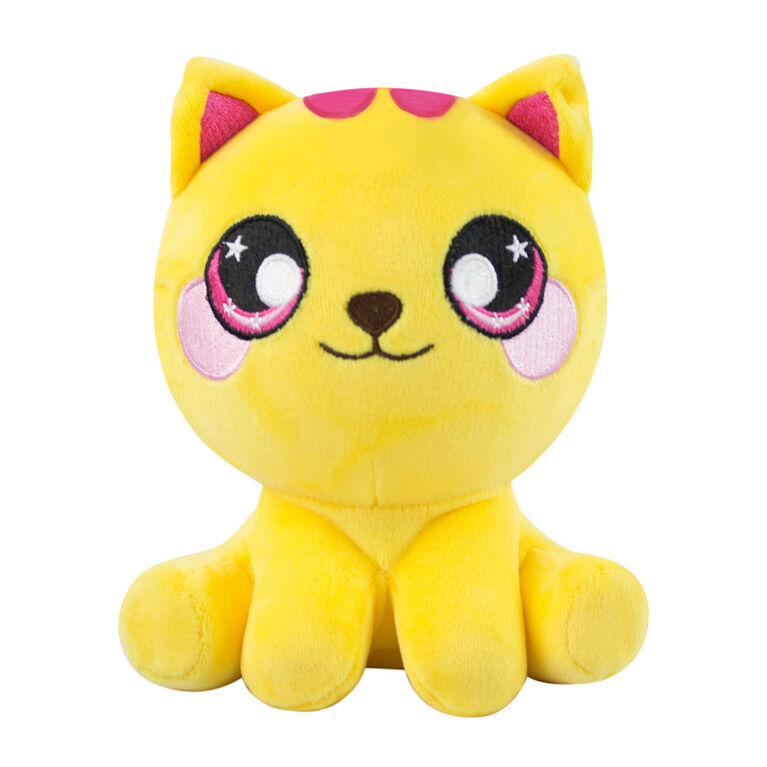Squeezamals - 3Deez 8 Inch Full Body - Cat