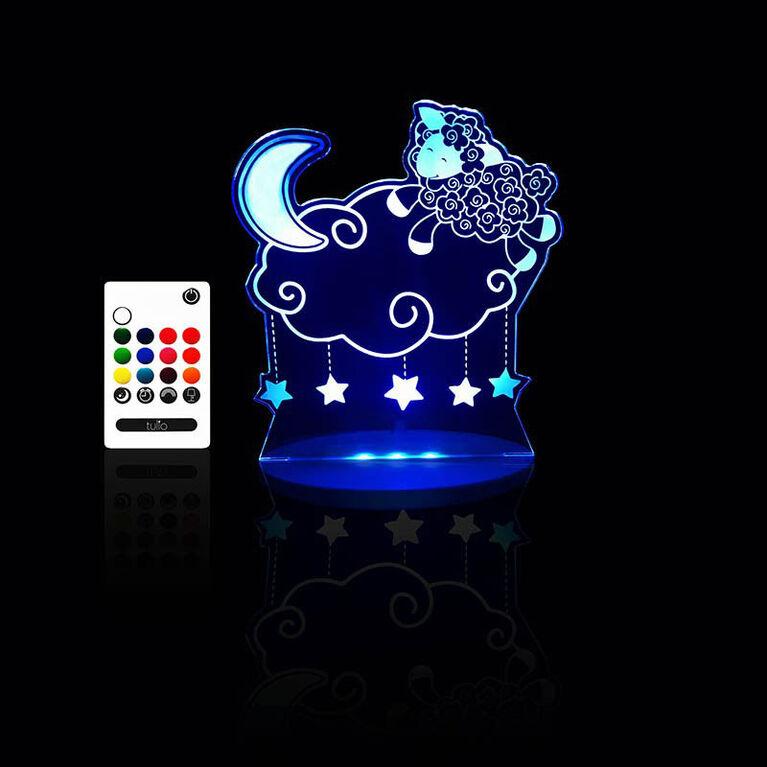 Lumière de nuit Tulio Dream Light - Agneau