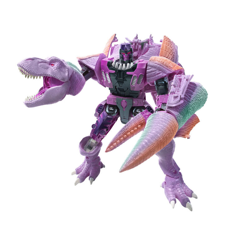 Hasbro Transformers WFC-K10 Megatron (Beast) Action Figure