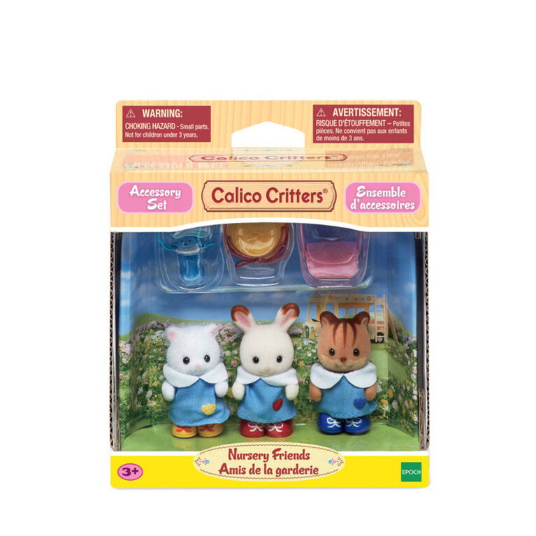 Calico Critters Nursery Friends Set
