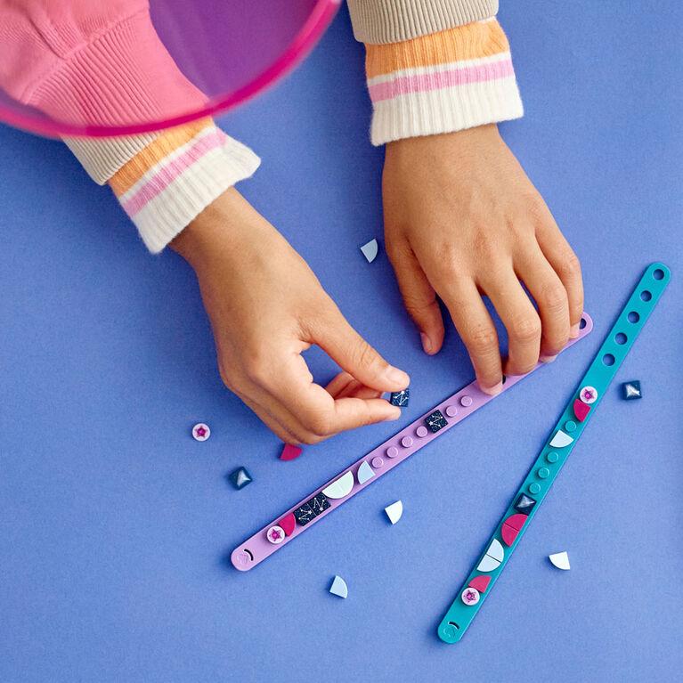 LEGO DOTS Les bracelets Lumière étoilée 41934
