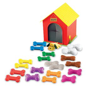 Learning Resources - Ensemble d'apprentissage tactile Ruff's House.
