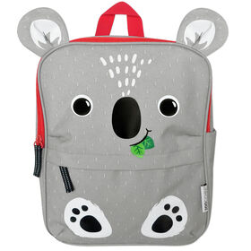 ZOOCCHINI - Toddler, Kids Everyday Square Backpack - Garderie, crèche, jardin d'enfants, cartable - Kai Le Koala