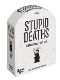 Stupid Deaths Game - English Edition