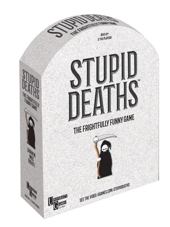 Stupid Deaths Game - Édition anglaise