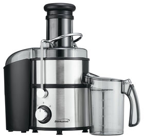 Brentwood JC-500 Stainless Steel Juicer, 800Watt