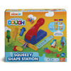 Nick Jr Ready Steady Dough - Coffret de pâte à modeler Squeezy Shape Station