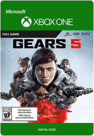Xbox One Gears Of War 5