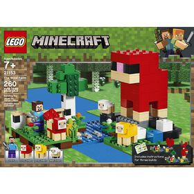 LEGO Minecraft The Wool Farm 21153