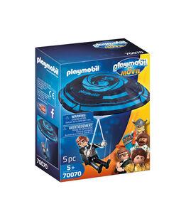 Playmobil - Rex Dasher with Parachute
