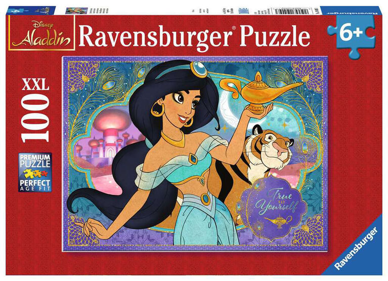 Ravensburger - Disney L'espirit d'aventure casse-têtes 100pc