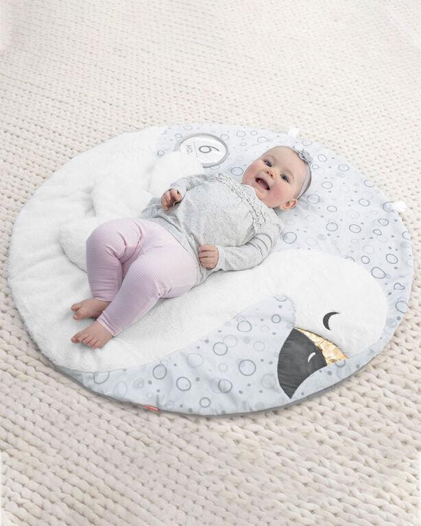 Little Swan Round Playmat