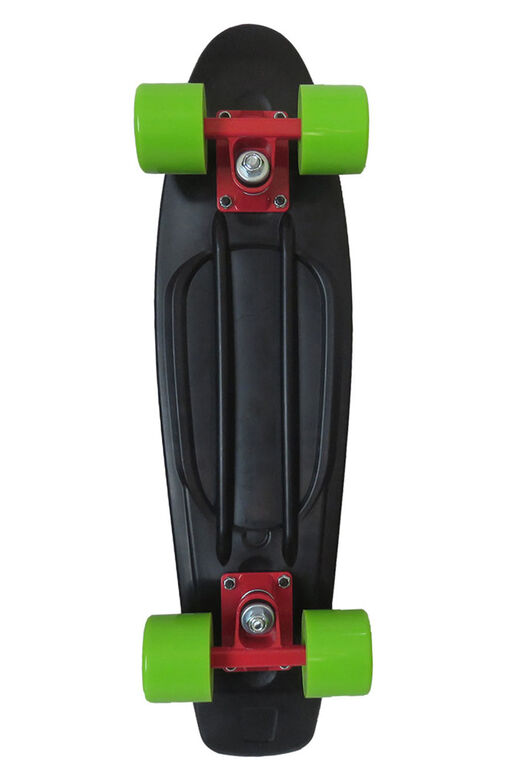 "Sport Runner 22.5"" Solids Skateboard - Black - R Exclusive"
