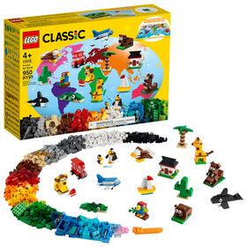 LEGO Classic Le tour du monde 11015