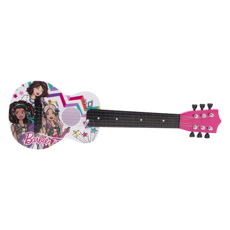 Guitare Barbie de 21 po.