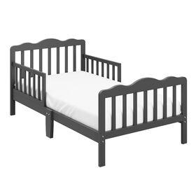 Storkcraft Hillside Toddler Bed - Gray