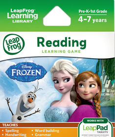 LeapFrog LeapPad - Disney Frozen Game - English Edition