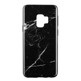 Blu Element Étui Mist pour Samsung Galaxy S9 Noir Marble (MBMS9)