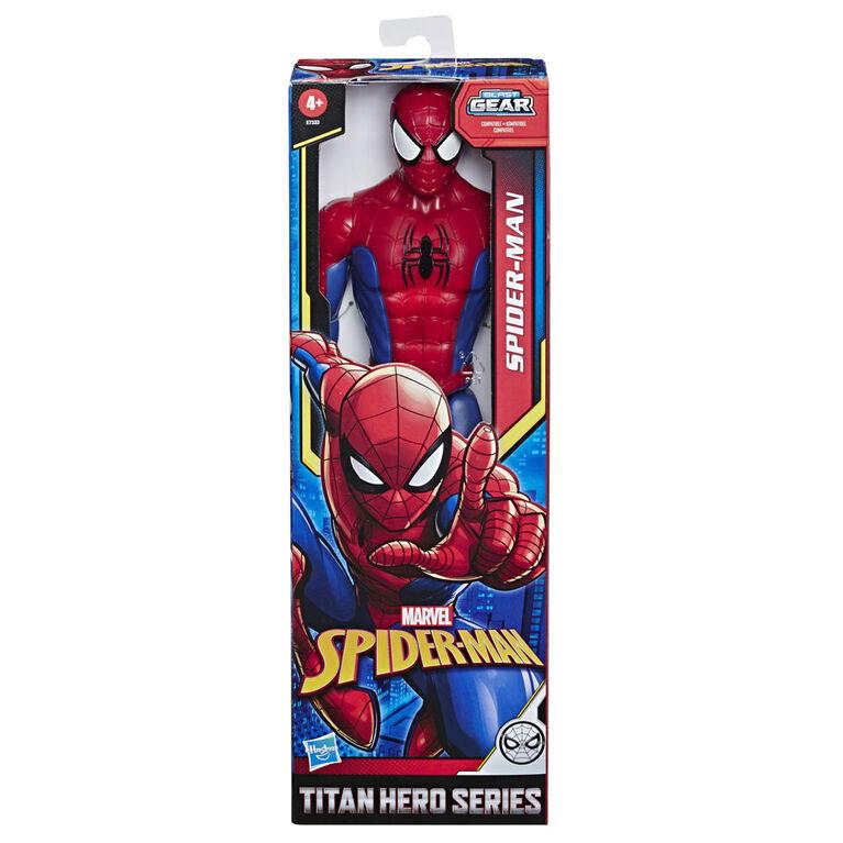 Marvel Spider-Man Titan Hero Series Spider-Man 12-Inch-Scale Action Figure