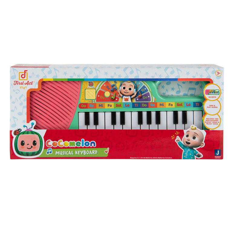 Cocomelon Musical Keyboard