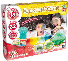 Science4You - Explosive Foams