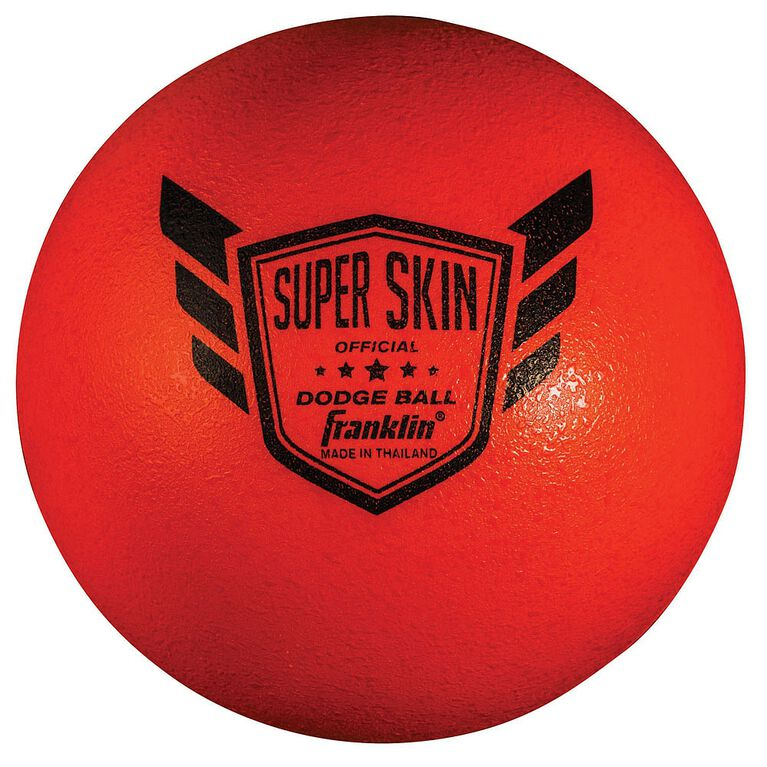 Franklin Sports 6 inch Orange Dodge Ball