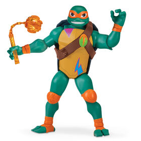 Rise of the Teenage Mutant Ninja Turtles - Giant Michelangelo Action Figure
