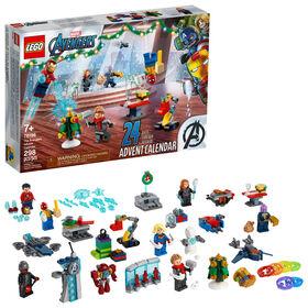 LEGO Marvel Le calendrier de l'Avent des Avengers 76196