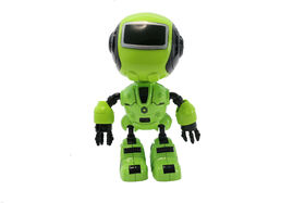 Braha Infrared Control Full Function Robot - Green