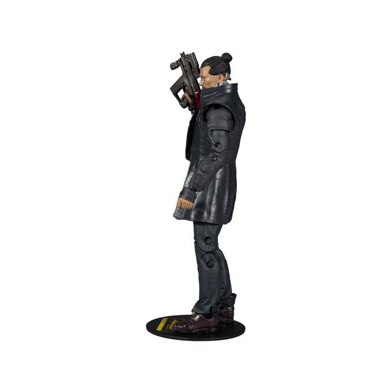 "McFarlane - Cyberpunk 2077: 7"" Figure - Takamura"
