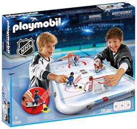 Playmobil -  Patinoire de hockey de la LNH (5068)