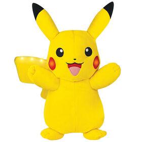 Pokémon - Power Action Figure - Pikachu