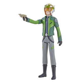 Star Wars Star Wars: Resistance Animated Series 3.75-inch Kaz Xiono Figure