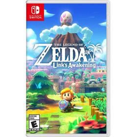 Nintendo Switch - The Legend of Zelda: Links Awakening